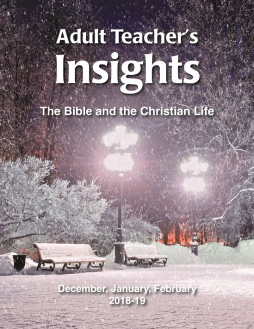 Adult Teacher Insights