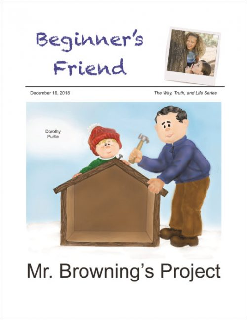 Beginners Friend-