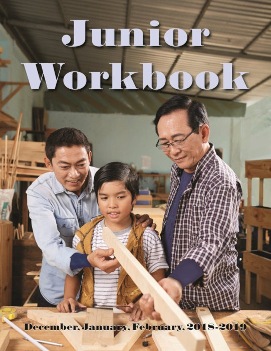 Juniors Workbook