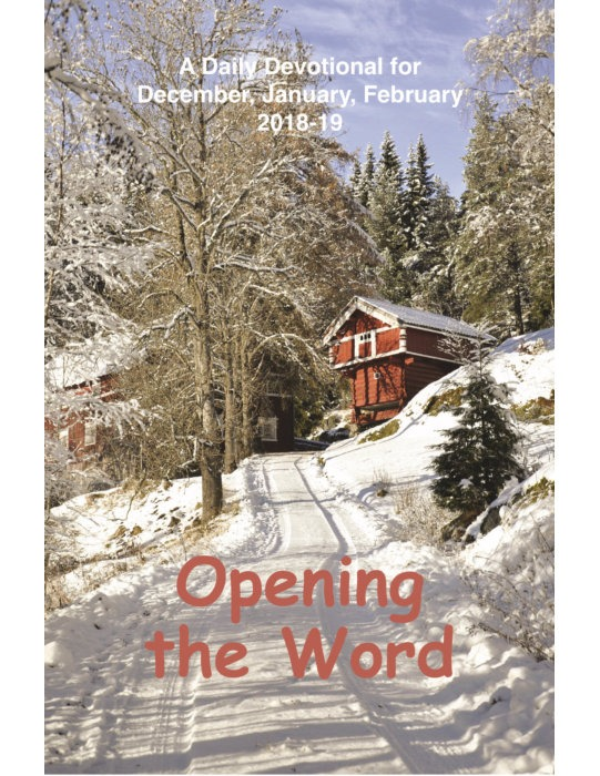 Opening the Word Youth The Way, Truth, and Life