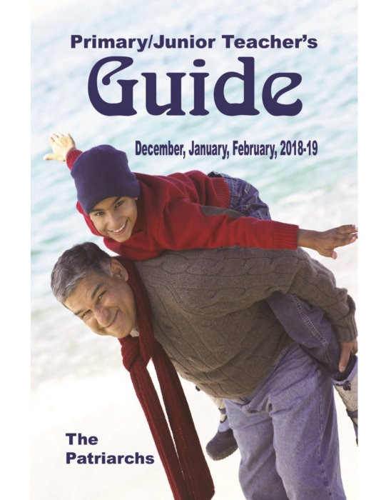 Primary Juniors Teachers Guide