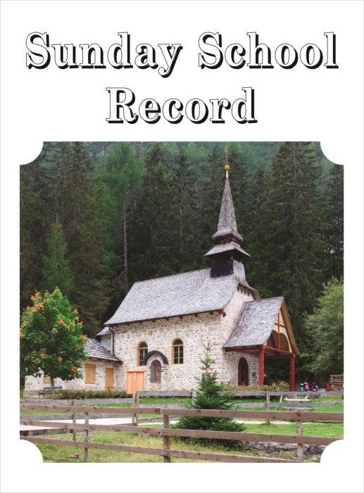 sunday school record