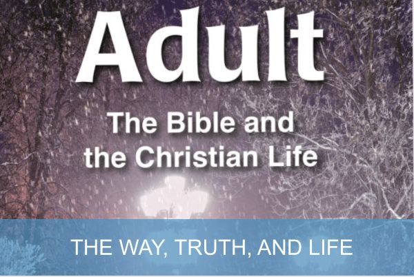 WAY TRUTH LIFE-Adult