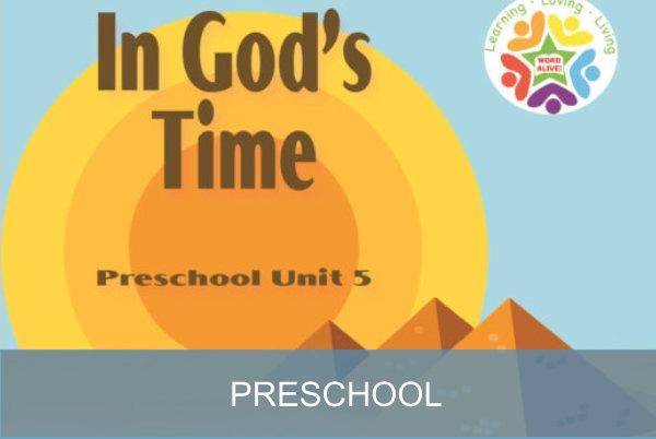WORD ALIVE-preschool